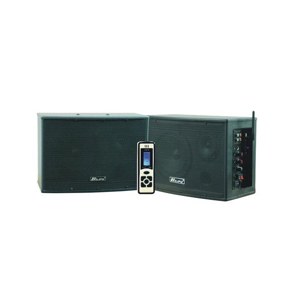 2.4无线有源音箱