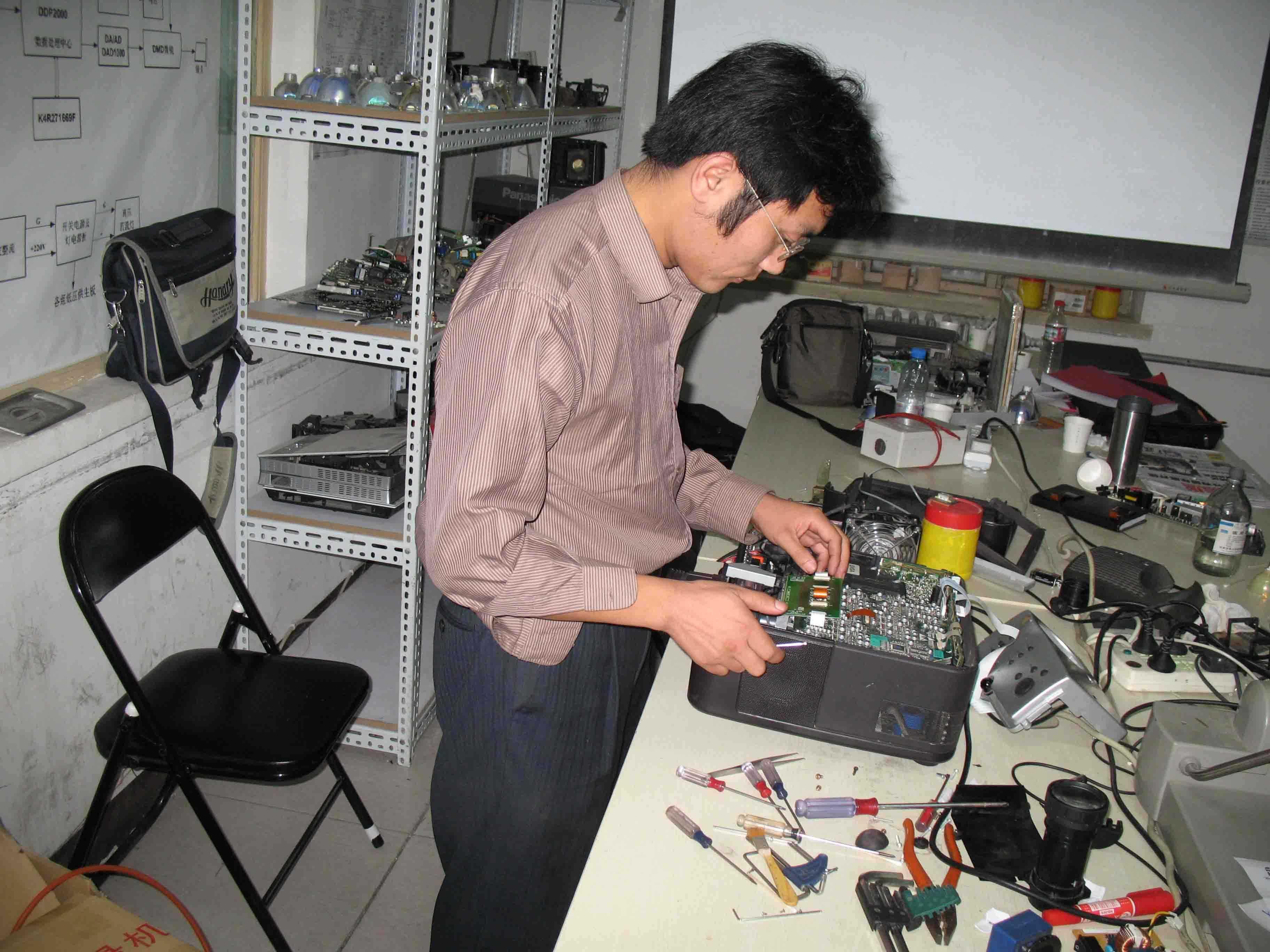 济南投影仪维修