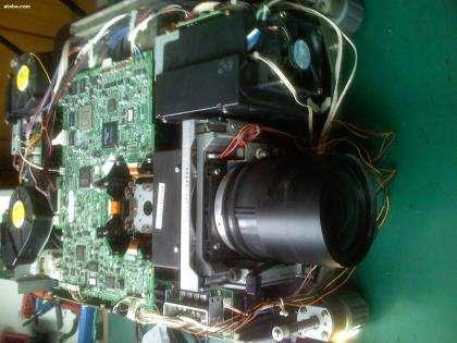 日立投影机维修