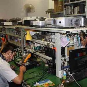 山东投影机维修