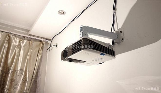 投影仪最合适的安装距离是多少 投影仪安装距离的计算方法
